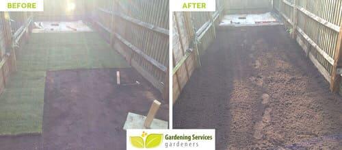 urban gardening Gravesend gardeners