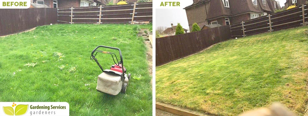 St Albans landscaping company AL3