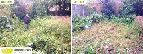 Plumstead design a garden