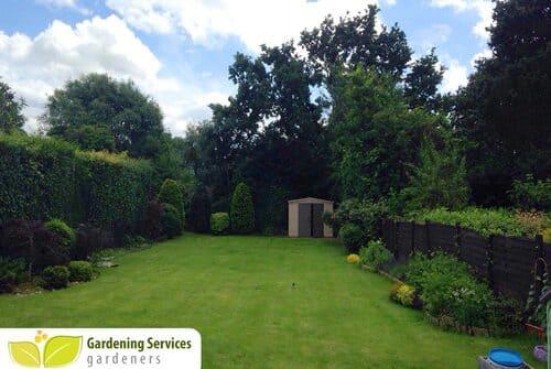 Sydenham design a garden
