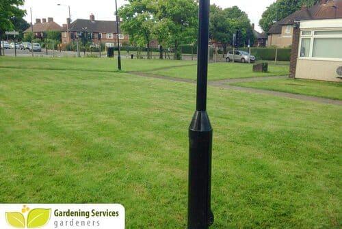 Deptford landscaping company SE8