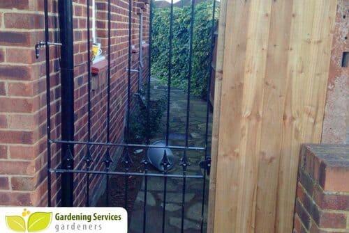 Knightsbridge garden planner SW1 gardeners