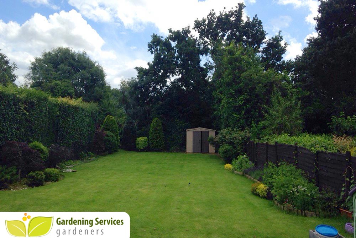Furzedown landscaping company SW17