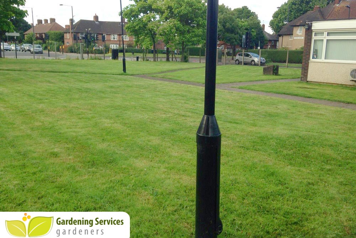Haggerston garden clearance E8