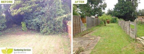 Wapping gardening uk